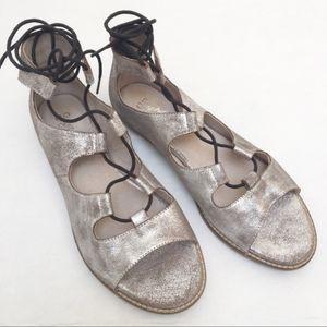 NEW Seychelles Leather Gladiator Sandals Size 7